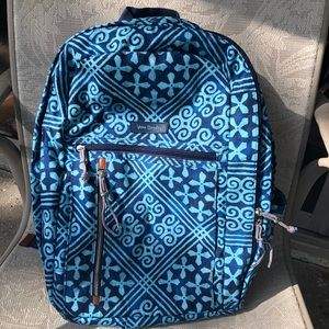 Beautiful Vera backpack with Laptop Pocket